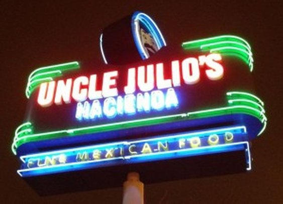 Uncle Julio's Hacienda Fine Mexican Food » FatGuyEats.com