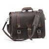 Amazon.com: Saddleback Leather Classic Briefcase Large, Dark Coffee Brown: Clothing