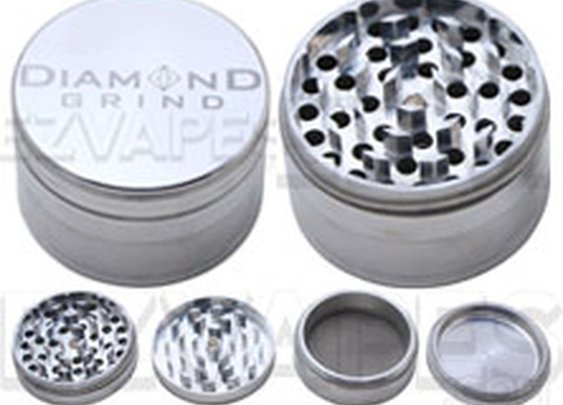 Diamond Grind Herb Grinder