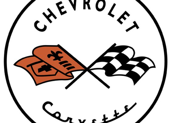A Visual History of Corvette Logos // Core77