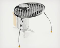BioLite Portable Grill | Cool Material