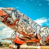 Art on Abandoned Airplanes in America