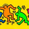 1958-1990 Print by Keith Haring at Art.com