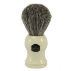Vulfix Cream Handle Pure Badger Shaving Brush