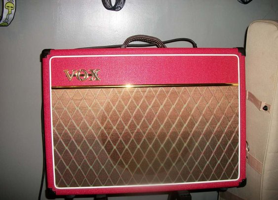 Vox AC15 RED