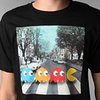 Pac-Man Abbey Road Tee - Urban Outfitters