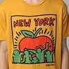 Junk Food Keith Haring New York Tee - Urban Outfitters