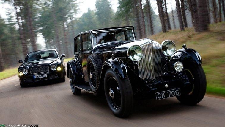 Bentley evolution