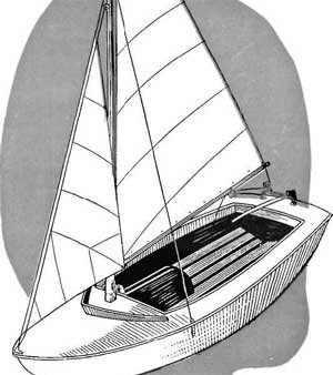 Build a Small Sailboat Free Plans