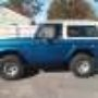 74 BRONCO,FEW YEAR OLD RESTO,RUNS AND DRIVES PERFECT