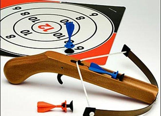 Bavarian Crossbow - Garrett Wade