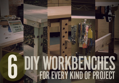 projects build a workbench
