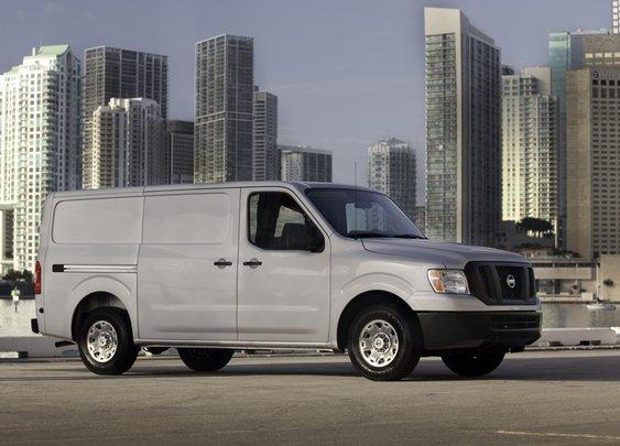 2013 Nissan NV200: Chicago Auto Show - AutoTrader.com