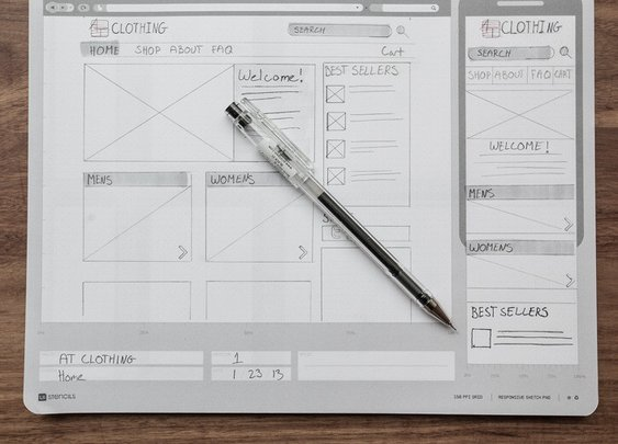 UI Stencils—Responsive Sketch Pad
