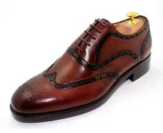 made with traditional Goodyear Welted construction.
