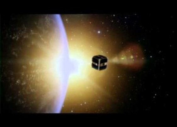 Space Junk & The Swiss 'Janitor Satellite'
