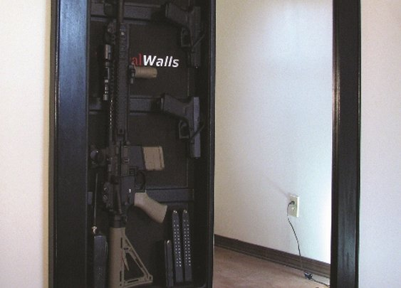 Series 1450 Concealment Cover & Insert Bundle | Tactical Walls