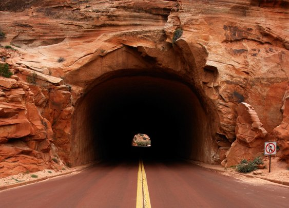 The World's 20 Most Amazing Tunnels