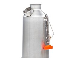 Huckberry | Kelly Kettle | Stainless Base Camp
