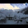 Big Avalanche Caught on Camera | ClickExist