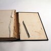 How to: Make a DIY Daily Travel Tech Organizer from an Old Book | Man Made DIY | Crafts for Men | Keywords: craft, diy, travel, how-to