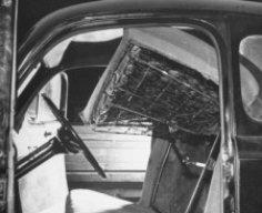 Secret Compartment in Bootlegger Car