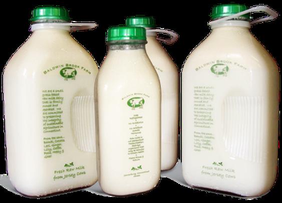 Baldwin Brook Farm | Raw Milk