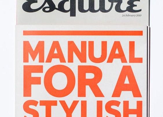 posters/typography | magazine design