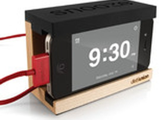 Snooze | iPhone Alarm Dock