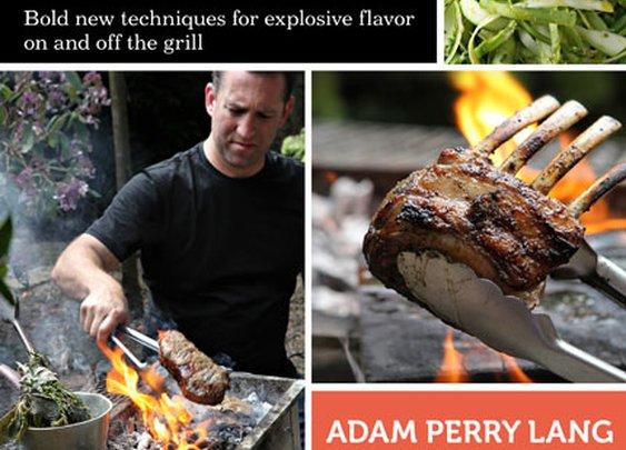 Adam Perry Lang - Charred & Scruffed