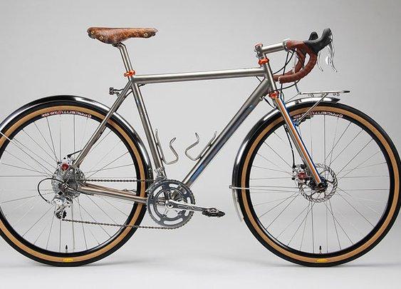 Firefly Bicycles 650B Randonneur