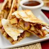 BBQ Chicken, Apple, Bacon, Cheddar Quesadillas | Iowa Girl Eats