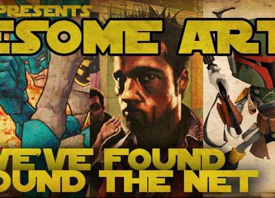Awesome Art We've Found Around The Net: The Grey, Inception, TMNT, WALL-E - Movie News | JoBlo.com