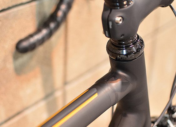 Kelson Custom Cycles Carbon Road