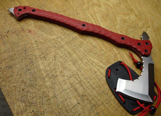 AMERICAN KAMI Custom Knives and Axes