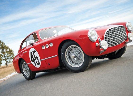 Huckberry | 1952 Ferrari 225 Sport Berlinetta 'Tuboscocca'