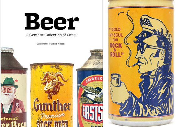 Beer: A Genuine Collection of Cans | That Should Be Mine