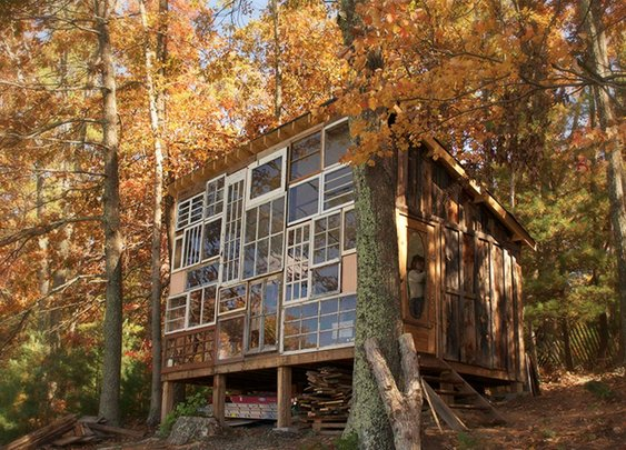 House Of Windows - Awesome Cabin