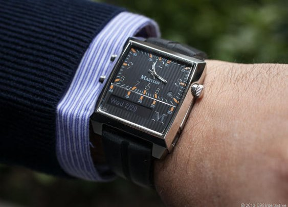 Martian Passport Watch Review - Watch CNET's Video Review
