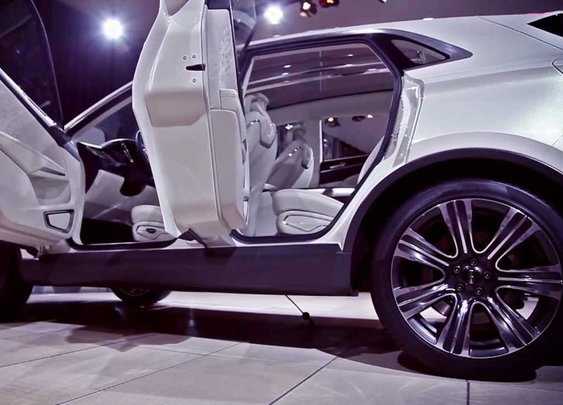 2013 Lincoln MKC Concept || Canadian International Auto Show ||