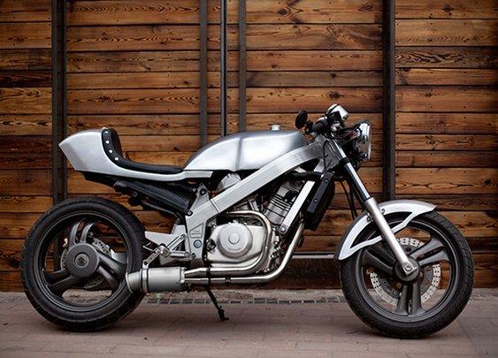 Bandit9 Hephaestus Motorcycle // thecoolist.com