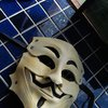 Guy Fawkes Leather Mask by EpicLeather on Etsy