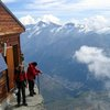 Solvay Hut: Matterhorn, Switzerland