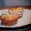Chicken Pot Pie Cupcakes | Chasing Supermom