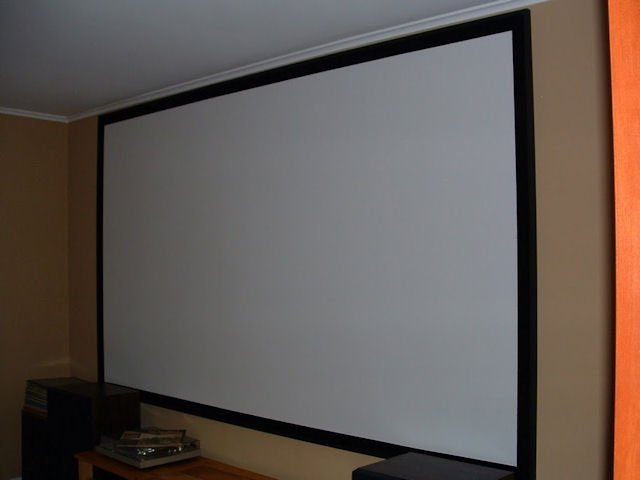 how to build a projector