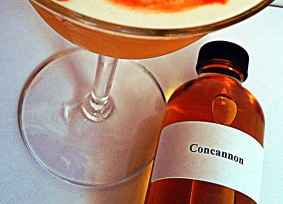St. Patrick's Day Cocktail - The Concannon Saint