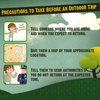 Precautions To Take Before An Outdoor Trip