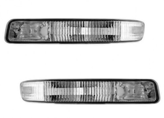 IPCW® CWC-601B - GMC Sierra 1999-2006 Clear Corner Lights