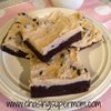 Chocolate Chip Cookie Dough Brownies | Chasing Supermom
