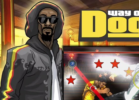 Snoop Dogg's Kung Fu Video Game